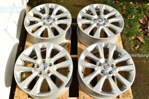 20 Jeep Grand Cherokee Oem Factory Genuine Wheels 5xl06trmaa