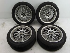 Bbs 17 Rs Forged Wheels 5x114 Toyota Supra Mk4 Nissan 240 Silvia 300zx Mustang