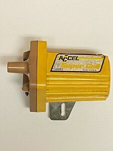 Accel Ignition Coil Supercoil Street strip 45 000v 140001