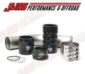 11 20 Ford 6 7 6 7l Powerstroke Diesel H s Raw Hot Side Intercooler Pipe Kit