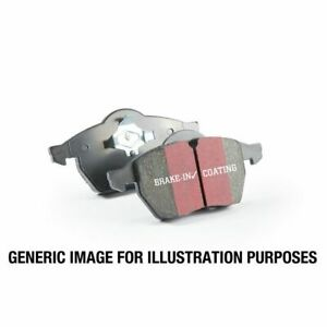 Ebc Ultimax Oem Replacement Brake Pads Ud1762
