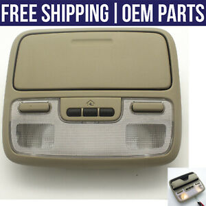Used Factory Oem Overhead Console Dome Map Light Lamp Switch For Acura And Honda