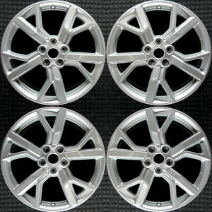 Nissan Maxima All Silver 19 Oem Wheel Set 2012 To 2014