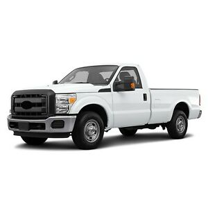 New Truck Pickup Pick Up Bed Tonneau Cover For F250 F350 Vinyl Soft None Ford