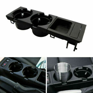 For Bmw 3 Series E46 98 07 Car Center Console Cup Holder Change Box Organizer