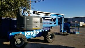 Genie Z 60 34 Articulating Boom Lift Preowned For Sale