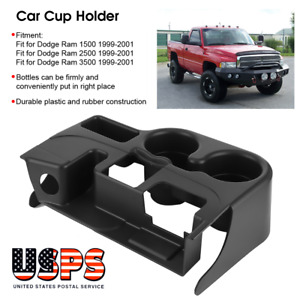 Center Console Cup Holder For Dodge Ram 1500 2500 3500 1999 2001 Us