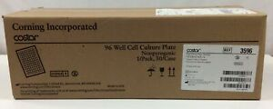 Corning 3596 Cell Culture Plate W Lid Tc Treated Polystyrene Non pyrogenic
