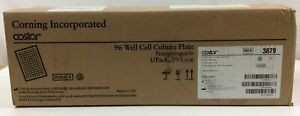 Corning Costar 3879 96 Well Round Bottom Polypropylene Lid Cell Culture