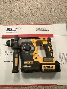 Dewalt Sds Dch273 Brushless Rotary Hammer Drill W battery 1 No Charger