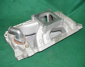 World Products Big Block Chevy Tall Deck Intake Manifold Bbc 10 2 063031