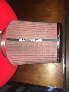 Spectre 9892 6 Inlet Clamp On Replacement Cold Air Intake Filter Hpr9892