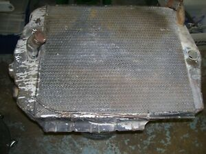 1934 1935 1936 Dodge Plymouth Used Radiator Part 621440