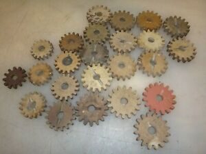 Speedometer Fiber Pinion Gear Lot For Ford Model T New Old Stock