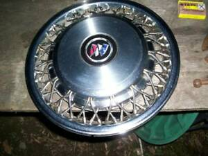 1993 1996 Buick Roadmaster Lesabre Park Avenue Hubcap 15 Wire Wheel Cover Oem
