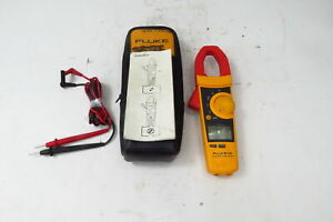 Fluke 336a 600 amp Digital Clamp Meter With True Rms