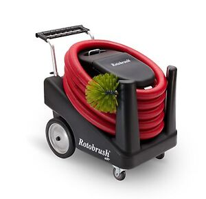 Rotobrush Air Xp Air Duct Cleaning System
