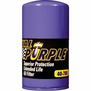 Royal Purple Engine Oil Filter 40 780