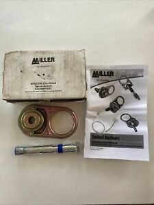 Miller 10k Fall Protection Swivel Anchor Racswy100c