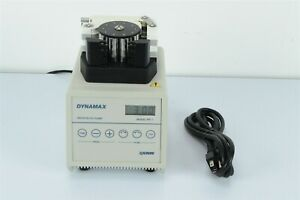 Rainin Dynamax 4 Channel Pump Peristaltic Pump Rp 1 Digital Variable