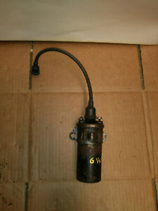6 Volt Delco Remy Ignition Coil Fits Chevy 235