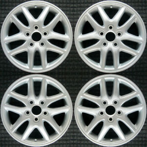 Toyota Camry Painted 16 Oem Wheel Set 2000 To 2001