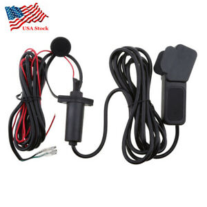 Universal 12v Truck Atv Utv Winch Wired Remote Rocker Switch Control Waterproof