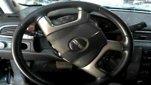 Steering Wheel 2013 Sierra Truck Pickup 1500 Sku 2275741