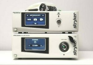 Stryker Precision Ac Autoclavable Camera System With Precision Led Light Source