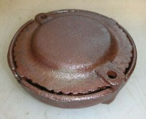 Muffler For Nelson Old Hit And Miss Gas Engine 1 Pipe 5 Diameter Original