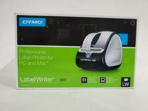 Dymo Label Printer Labelwriter 450 Direct Thermal Label Printer preowned
