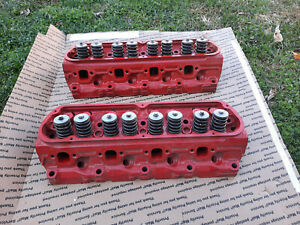 1987 1995 Ford Mustang 5 0l Ford Racing Gt40 Iron Cylinder Heads Cobra Lightning