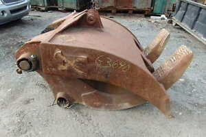 Allied Grapple 3 5 Pin 3 In 2 Tine Demolition