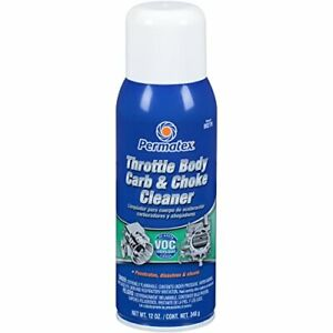 Permatex 80279 Motor Muscle Throttle Body Carb And Choke Cleaner 12 Oz
