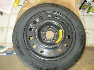 2003 2004 Ford Mustang Compact Spare Wheel And Tire 15 Inch T125 90r15