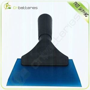 One Piece Blue Max Vinyl Squeegee With Handle Car Film Window Tint Tools Kits