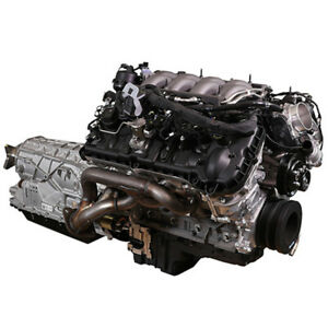 Ford 5 0l Coyote Crate Engine W 10 speed Atuo Trans M 9000 pmca3