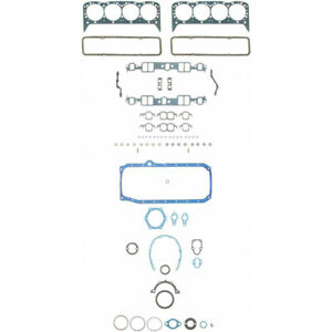 Fel Pro Engine Gasket Set Full Small Block Chevy Kit Bse2601268
