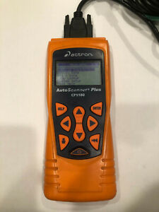 Actron Auto Scanner Plus Cp9180 With Cable