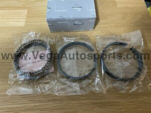 Oem Piston Ring Set 73mm Std To Suit Datsun A10 A12 Engine