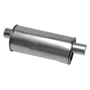 Dynomax 17741 Tacoma 96 01 Super Turbo Muffler 2 25 Inlet Outlet