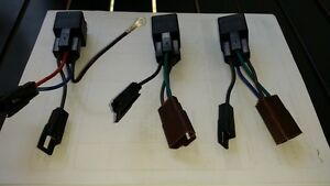 1966 1967 Dodge Charger Headlight Motor Relays