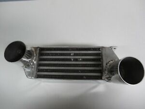 Air To Air Intercooler Core 4 W X 8 X 3 5 Thick Custom Bell Intercooler Core