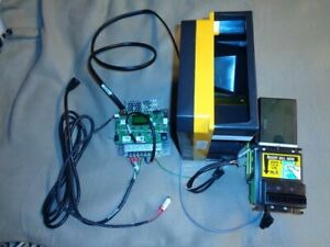American Changer Ac 1001 Complete 2020 Universal Pcb Conversion Kit 8 Items