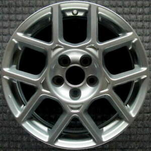 Acura Tl Charcoal 17 Inch Oem Wheel 2007 To 2008