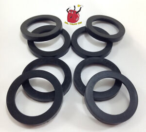 8 New Rubber Gaskets Gas Can Spout Gott Rubbermaid Blitz Wedco Scepter Eagle