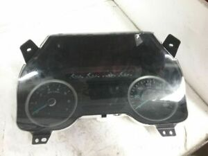 15 Ford F150 Speedometer Cluster Mph Xlt