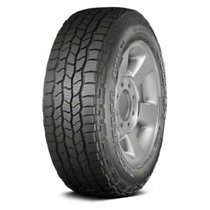 Cooper Set Of 4 Tires 255 70r16 T All Season All Terrain Off Road Mud