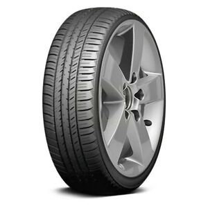 Atlas Set Of 4 Tires 195 45r17 W Force Uhp All Season Performance