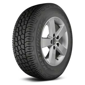 Mastercraft Set Of 4 Tires Lt225 75r16 R Stratus Ap All Terrain Off Road Mud